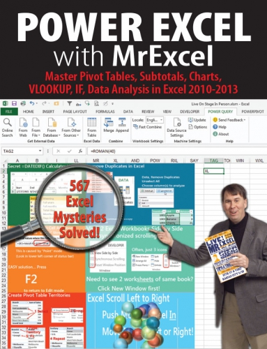 Learn excel from mrexcel free download